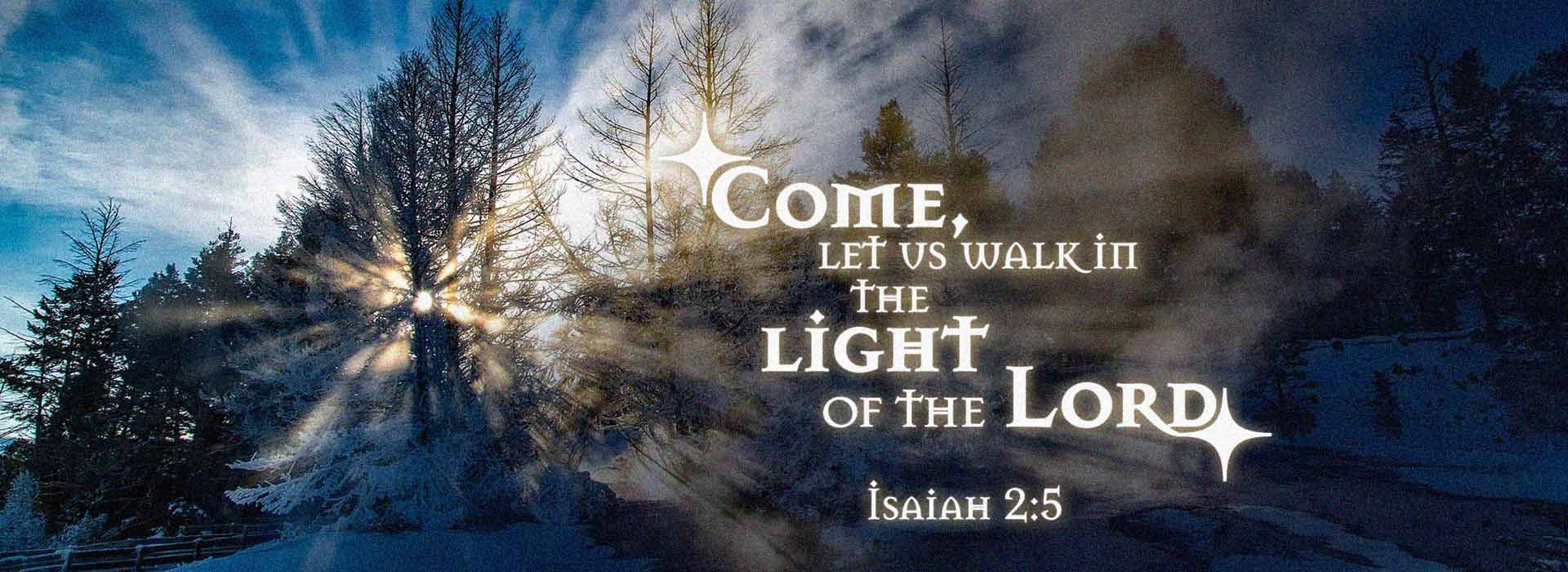 Sunday 29th November 1st Sunday of Advent